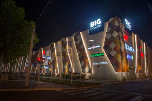 Big Fashion Mall Belgrade, Serbia