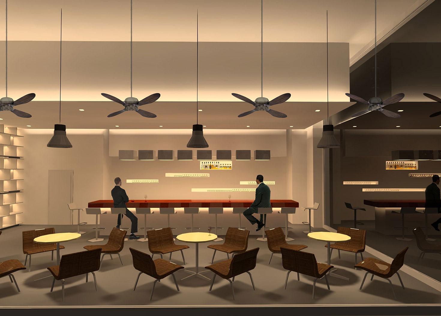 Lounge Bar, Qatar