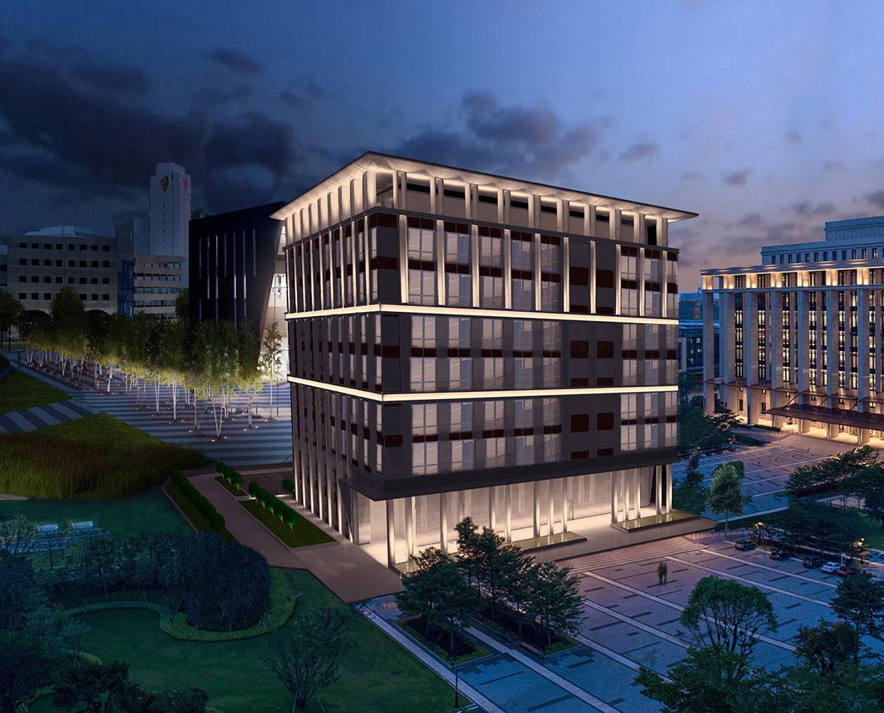 Office Building, Bulgaria